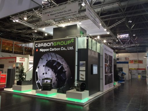 CARBONGROUP Messestand
