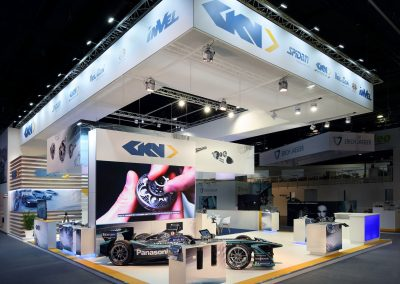 GKN Messestand