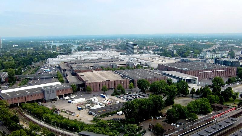 Die fünf größten Messeveranstaltungen in Köln